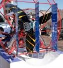 силовая установка для аэролодки