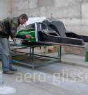 Изготовление аэроглиссера